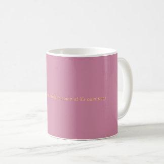 Caneca De Café Umas citações sobre o amor