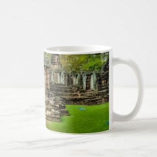 Caneca De Café UNESCO de Cambodia do templo de Angkor Wat