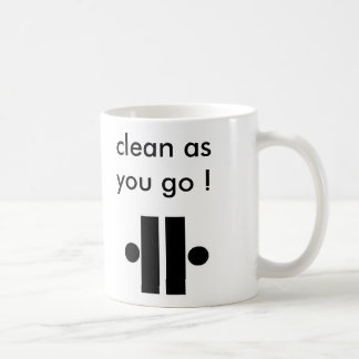 Caneca De Café Unity2, Unity5, limpo como você vão! , copo da