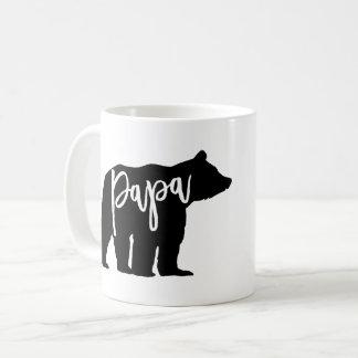 Caneca De Café Urso da papá