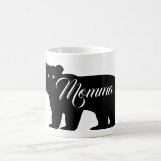 Caneca De Café Urso de Momma