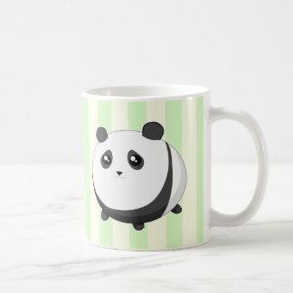 Caneca De Café Urso de panda carnudo bonito de Kawaii