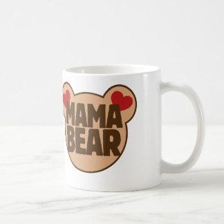 Caneca De Café Urso do Mama