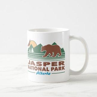 Caneca De Café Urso do parque nacional de jaspe