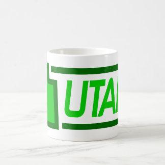 Caneca De Café Utá (verde)