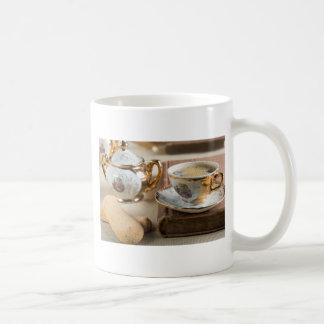 Caneca De Café Utensílios de mesa da porcelana do alemão do
