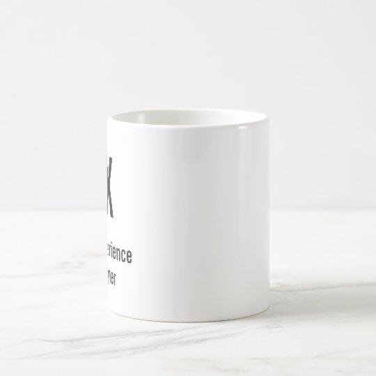 Caneca De Café UX, User experience designer