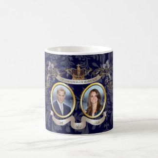 CANECA DE CAFÉ VÁ FAZ4E-LO+KATE QUE WEDDING A COR DE MEMORBILIA