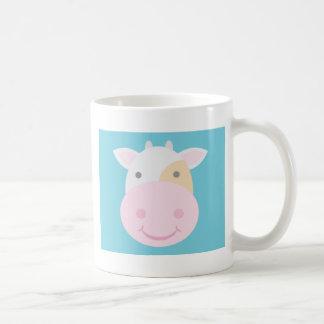 Caneca De Café Vaca bonito