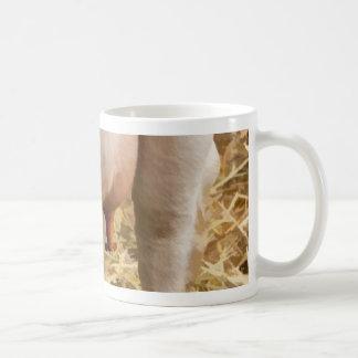 Caneca De Café Vaca de leite