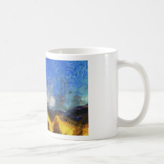 Caneca De Café vangogh_greatwall