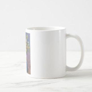 Caneca De Café Vaso dos crisântemos Claude Monet
