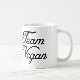 Caneca De Café Vegan da equipe