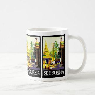 Caneca De Café Veja Burma