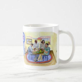 Caneca De Café vencedor da competição do artesanato