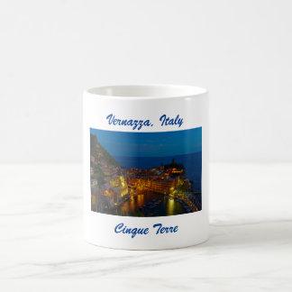 Caneca de café - Vernazza, Italia (Cinque Terre)