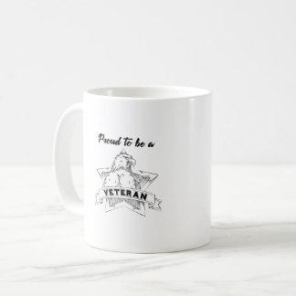 Caneca De Café Veterano