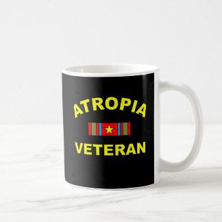 Caneca De Café Veterano de ATROPIA