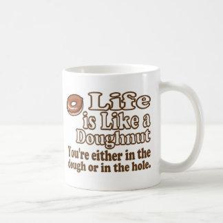 Caneca De Café Vida da filhós