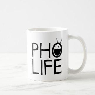 Caneca De Café Vida de Pho
