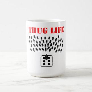 Caneca De Café Vida do vândalo