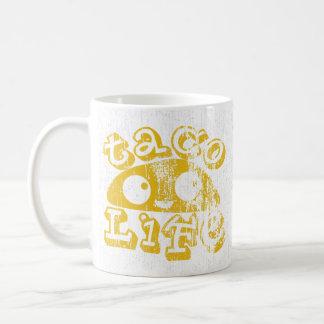 Caneca De Café Vida DS do Taco