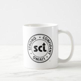 Caneca De Café Vida segura forte