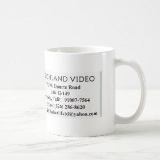 Caneca De Café Vídeo de Birchland