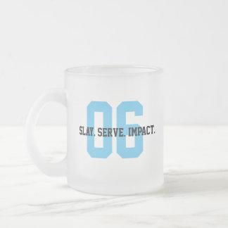 Caneca De Café Vidro Jateado MGL Cuppa - objetivo #6: Agua potável & saneamento