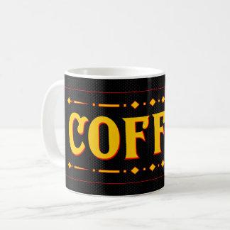 Caneca De Café Vintage