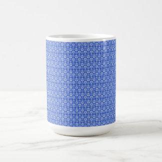 Caneca De Café Vintage-Prazer-Azul-Na moda-Eterno-Multi-Estilo