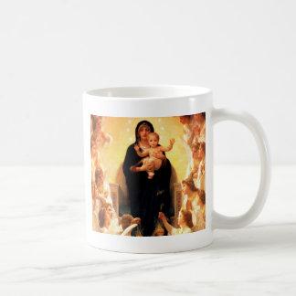 Caneca De Café Virgem Maria
