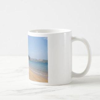 Caneca De Café Vista panorâmica da ilha macilento de Sok Kwu