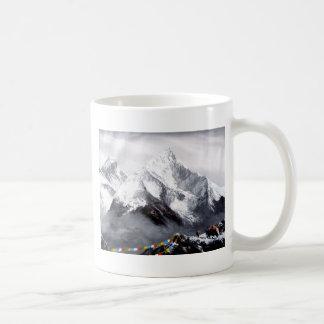 Caneca De Café Vista panorâmica da montanha de Everest