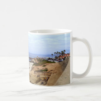 Caneca De Café Vista para o mar