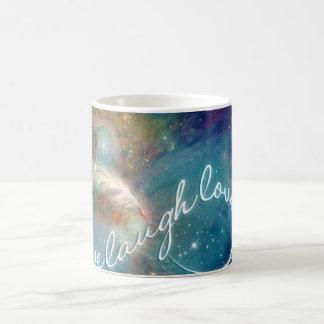 """Caneca De Café """"Vive símbolo místico impressionante da infinidade"""