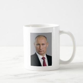 Caneca De Café Vladimir Putin
