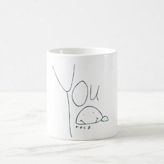Caneca De Café Você balança