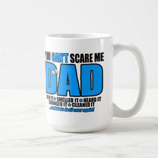 Caneca De Café Você chanfra o pai do susto