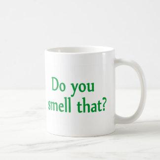 Caneca De Café Você cheira aquele?