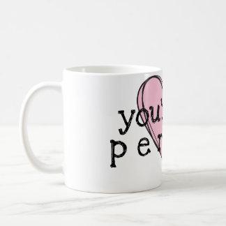 Caneca De Café você é minha pessoa