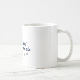 Caneca De Café Você é original apenas como todos mais
