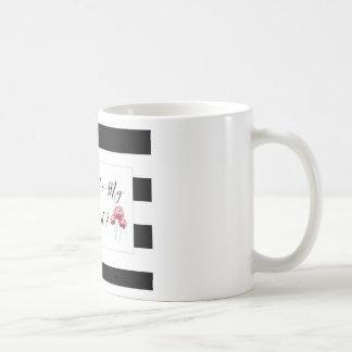 Caneca De Café Você será minha proposta da dama de honra