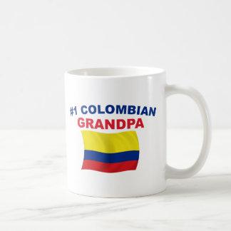 Caneca De Café Vovô #1 colombiano