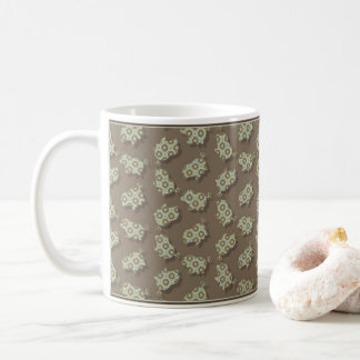 Caneca De Café Vuittonesque leitão