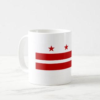 Caneca De Café Washington, bandeira da C.C.