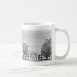 Caneca De Café Washington & Lee