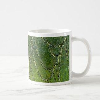 Caneca De Café Web de aranhas