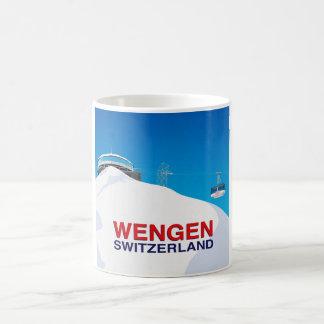 Caneca De Café Wengen