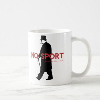Caneca De Café Winston Churchill, nenhum esporte